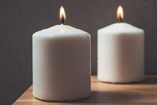 la magia della candela bianca