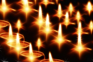 la magia delle candele