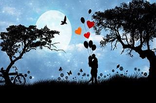 Legamento d'Amore della Luna Piena