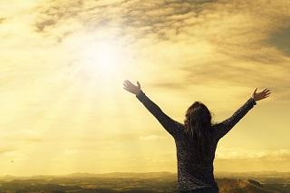 Preghiera alle vibrazioni della luce