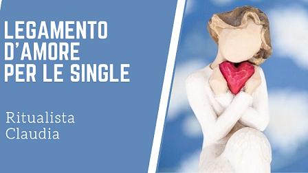 Legamento d'Amore per le Single