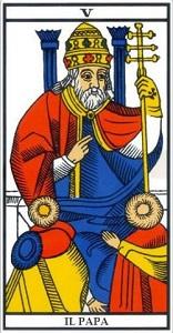 Tarocchi Il Papa