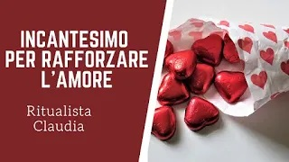 Video Incantesimo per ravvorzare l'amore