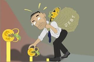 rito per liberarsi dai debiti
