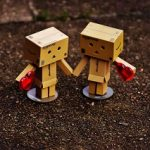Legamento d'Amore delle statuine
